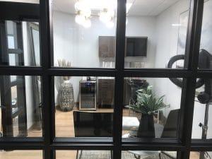 interior of studio suite rental at Orem Indie Studio Suites
